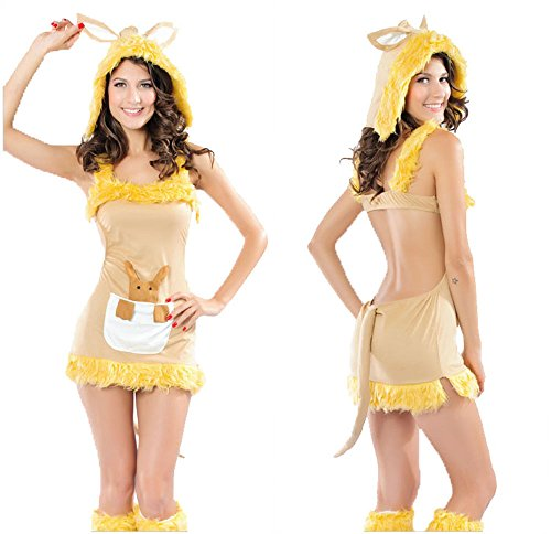 Halloween Costume Stage Outfits Lion Style Sexy Cosplay Lion Tail Costume