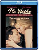 9 1/ 2 Weeks (Original Uncut version) [Blu-ray] (Bilingual)