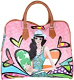 Liana Tote Bag (Pink)