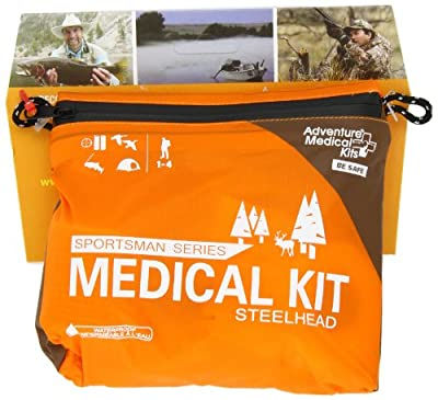 Adventure Medical Kits Sportsman Series Easy Care Sportsman Steelhead  Medical Kit from Adventure Medical Kits