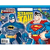 Standing Tall! (DC Super Friends) (Big Coloring Book)