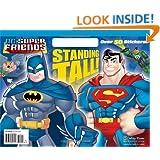 Standing Tall! (DC Super Friends) (Big Coloring Book)