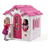 Sweetheart Playhouse, Pink and White