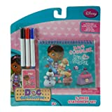 Doc Mcstuffins Personalized 5pc Stationery Set