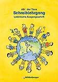 ABC der Tiere - Schreiblehrgang LA in Heftform: einsetzbar in Klassenstufe 1 und 2 bei Amazon kaufen