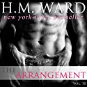 The Ferro Family: The Arrangement 10 Audiobook by H. M. Ward Narrated by Kitty Bang