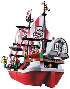 lego bateau pirate barbe rousse jeux et jouets. Black Bedroom Furniture Sets. Home Design Ideas