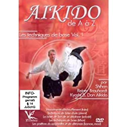 Aikido de A a Z Les techniques Vol. 1