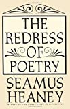 The Redress of Poetry (0374524882) by Heaney, Seamus
