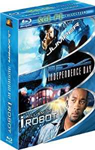 Sci-Fi 3-Pack (Jumper / Independence Day / I, Robot) [Blu-ray] (Bilingual) [Import]