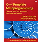 C++ Template Metaprogramming: Concepts, Tools, and Techniques from Boost and Beyond (C++ in Depth Series)