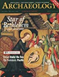 Archaeology Magazine (November December 1998) Star of Bethlehem, Celestial or Supernatural Event?; Hohokam of Pueblo Grande; Nautical Archaeology; Prehistoric Pacific; Mashantucket Pequots Museum; Photo Contest Winners (Vol. 51, No. 6)
