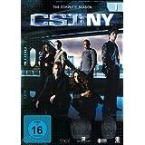 CSI: NY - Die komplette Season 1 6 DVDs