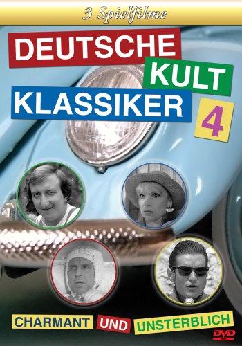 Deutsche Kultklassiker Vol.4 (3 Spielfilme)