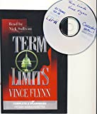 Term Limits by Vince Flynn Unabridged Cassette Audiobook