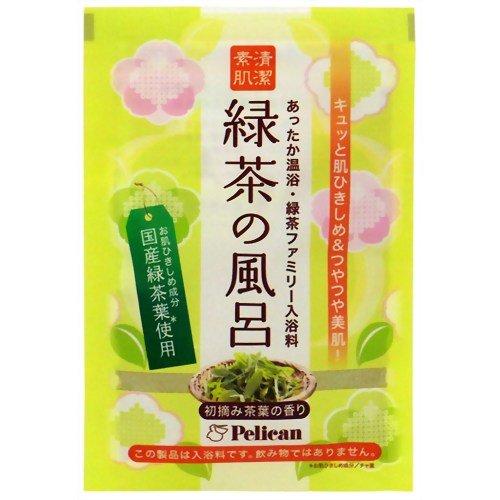 ファミリー 緑茶入浴料 25g