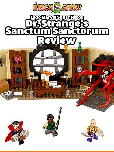 LEGO Marvel Superheroes Dr.Strange's Sanctum Sanctorum Review (76060) on Amazon Prime Video UK