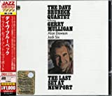 The Last Set At Newport The Dave Brubeck Quartet