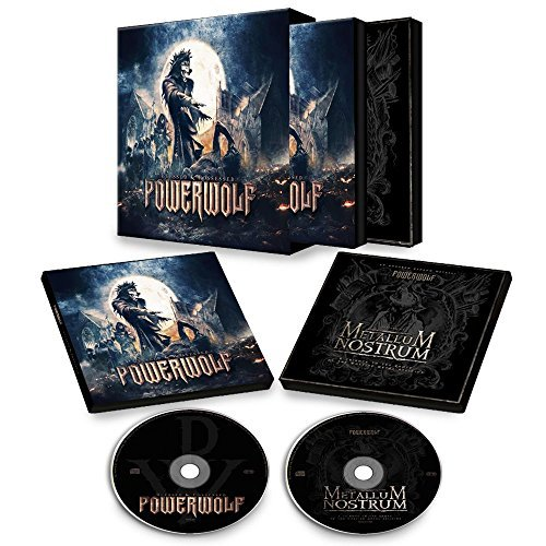 Blessed & Possessed (Limited Edition) (2xCD w/ Mediabook) by Powerwolf (2015-08-03)