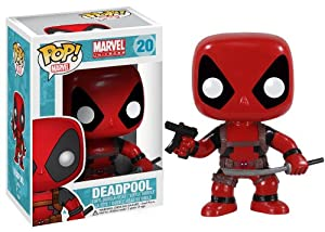 Funko POP Marvel Dead Pool Bobble Figure by Funko