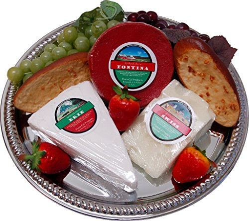 Fake Cheese Bread and Fruit Tray 10pc (Fake Cheese For Display compare prices)