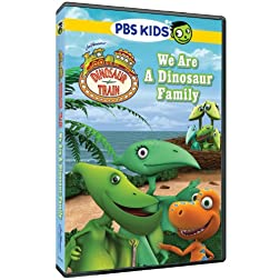 Dinosaur Train: We Are a Dinosaur Family