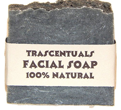 ACNE SOAP NATURAL FACIAL BAR WITH TEA TREE OIL AND ACTIVATED CHARCOAL (BLUE) (Medicated Hair Grease compare prices)
