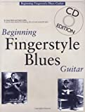51qxgWHyRkL. SL160  Beginning Fingerstyle Blues Guitar (Guitar Books) Reviews
