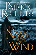 The Name of the Wind by Patrick Rothfuss cover image