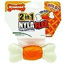 Nylabone Nyla Flex Small Weave Bone Dog Chew Toy