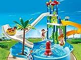 Playmobil - 6669 - Summer Fun - Parc Aquatique Avec Toboggans Géants