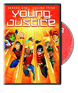 Young Justice: Season 1, Vol. 3