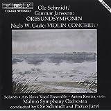 Oresund Symphony (the)/Gade: Violin Concerto