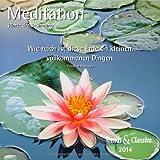 Meditation 2014. Trends & Classics Kalender: Worte der Besinnung