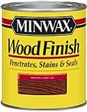 Minwax 70043 1 Quart Wood Finish Interior Wood Stain, Sedona