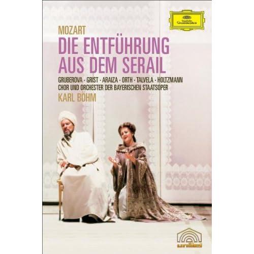 فروش مجموعه اپراهای ولفگانگ آمادئوس موتزارتWolfgang Amadeus Mozart  دزدی از حرم  Die Entfuhrung Aus Dem serali