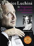 echange, troc Roland Barthes - Fragments d'un discours amoureux (cc) : Audio livre - 1 CD AUDIO - Extraits choisis et lus par Fabrice Luchini