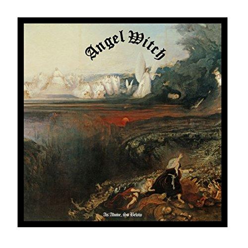 Angel Witch As Above, So Below (Double LP) - 33 giri Doppio Album in Vinile