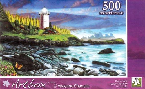 ArtBox Puzzle Vivienne Chanelle Dawn's Light 500 Pc - 1