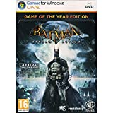 Batman : Arkham Asylum- Game of the year (PC DVD)