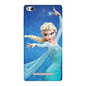 Ajay Enterprises Fill Angel Princess Back Case Cover for Xiaomi Mi4i