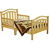 Dream on Me - Elora Collection Toddler Bed, Natur