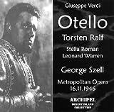 Verdi: Otello Thorsten Ralf
