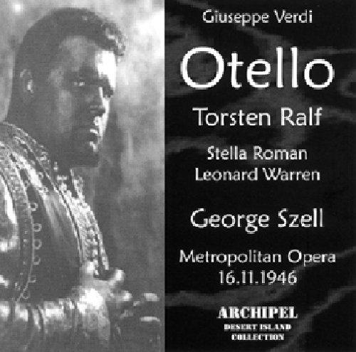 Otello (Met 1946) - Verdi - CD