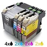Sienoc 10x Ink Cartridges Compatible...