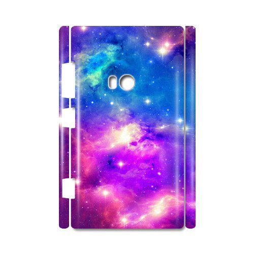Galaxy Space Universe Custom 100% Plastic 3D Case For Nokia Lumia 920