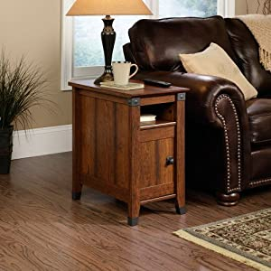 Amazoncom Sauder Carson Forge Side Table Washington
