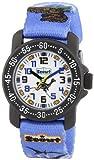Scout Jungen-Armbanduhr Analog Quarz Textil 280376025