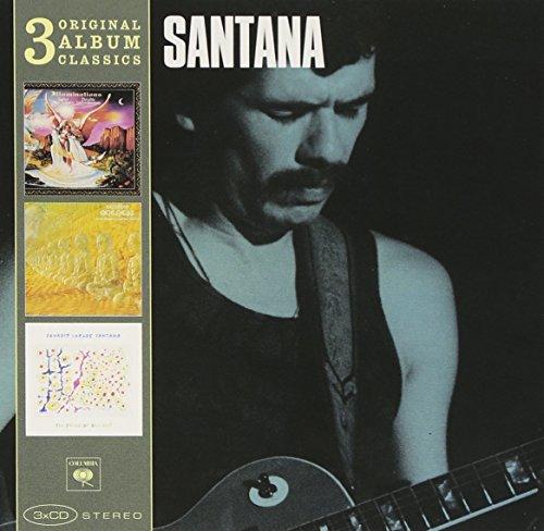 Santana - Original Album Classics - Zortam Music