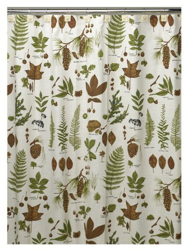 Creative Bath S0991NAT Northwoods Shower Curtain - Shower Curtains ...